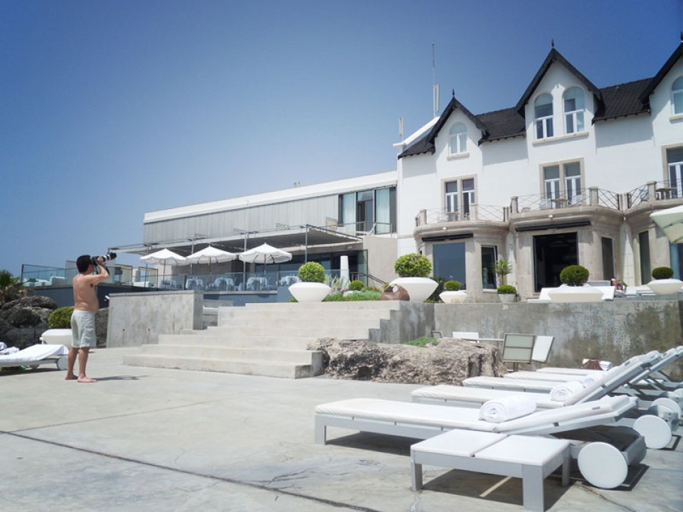 Farol design hotel cascais portugal orgyness for Design hotel cascais