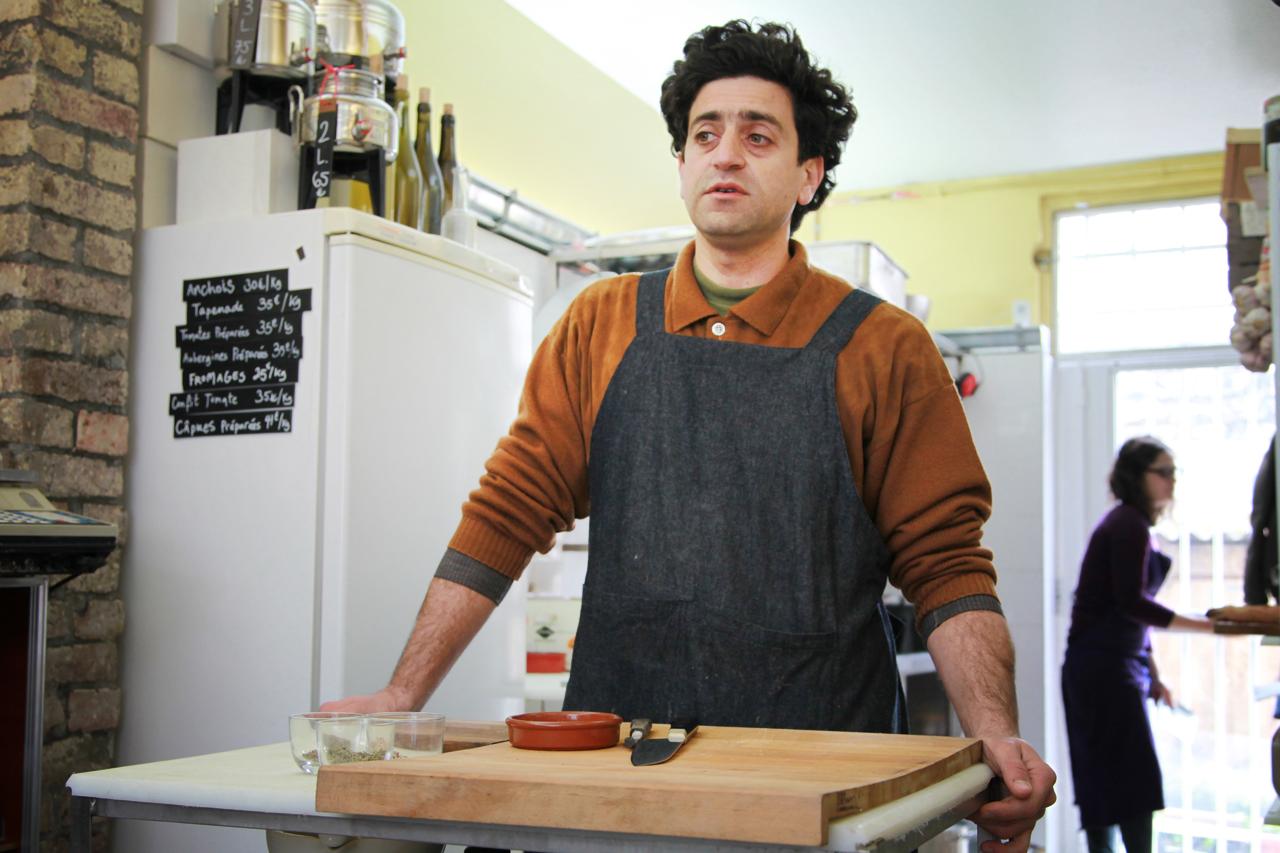Les Pique-niques Gastronomiques de Cédric Casanova
