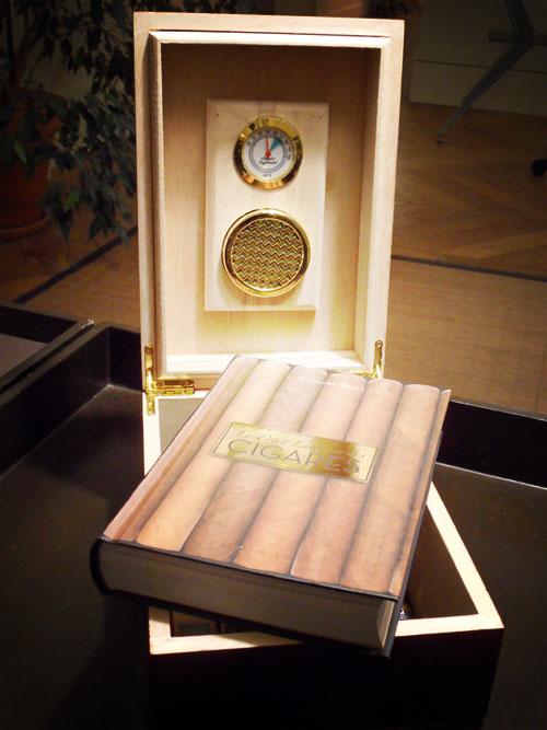 Le Petit Larousse des Cigares de Guillaume Tesson