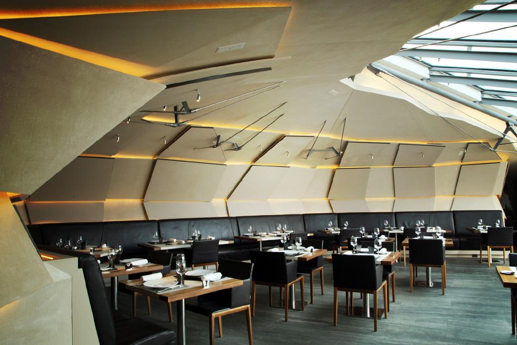 Le 39V de Frédéric Vardon, restaurant à Paris