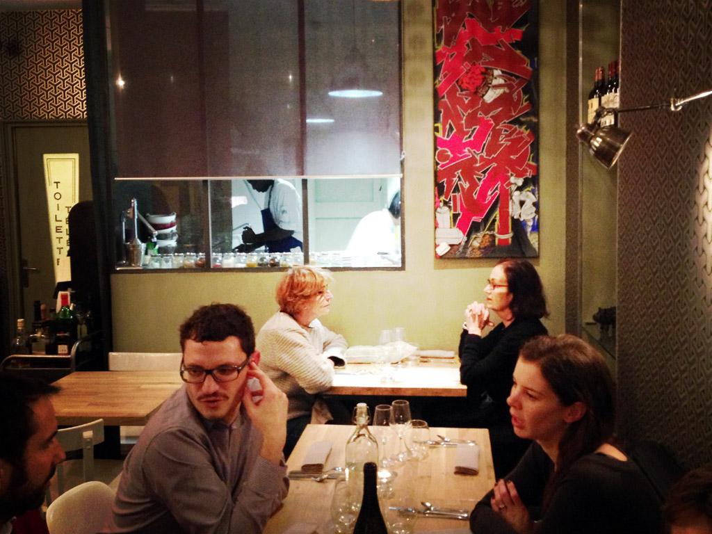 Atelier rodier orgyness for Atelier cuisine paris