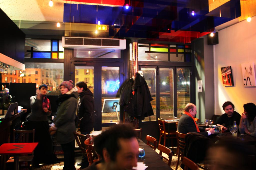 Bang! restaurant à viande, Paris