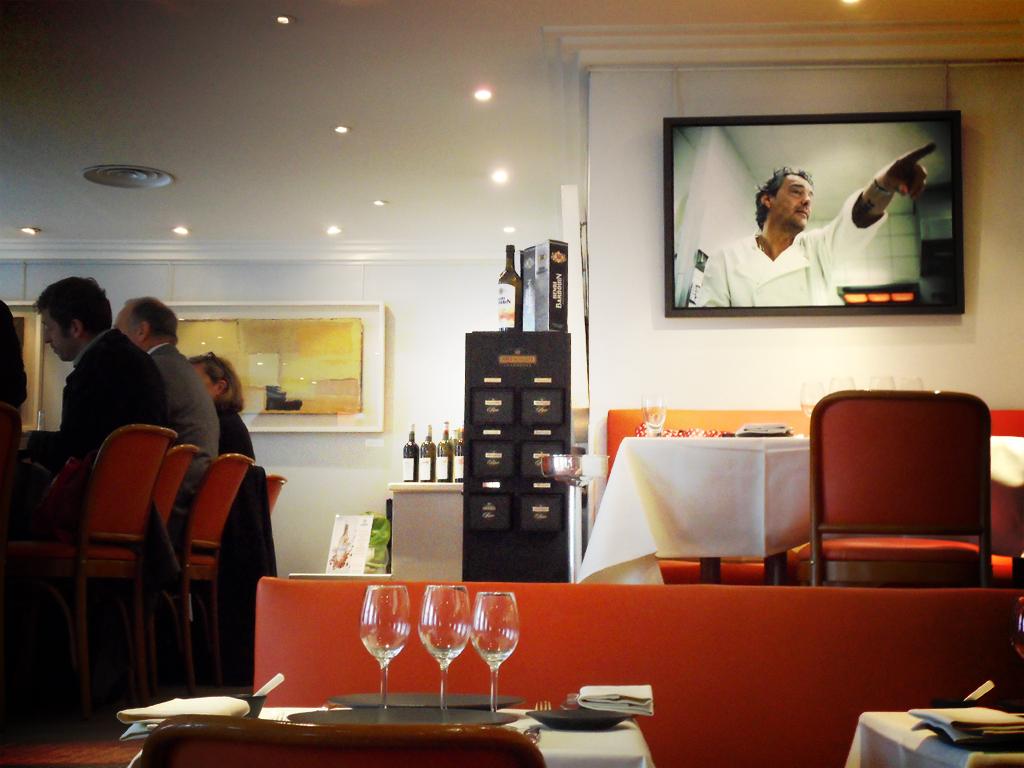 Citrus Etoile, restaurant à Paris