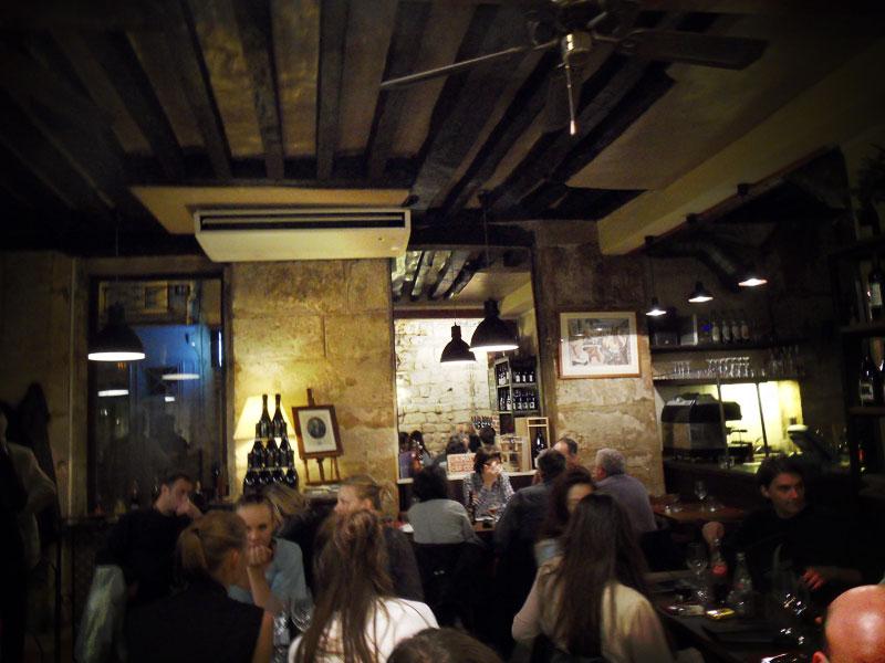 Alivi, restaurant corse à Paris