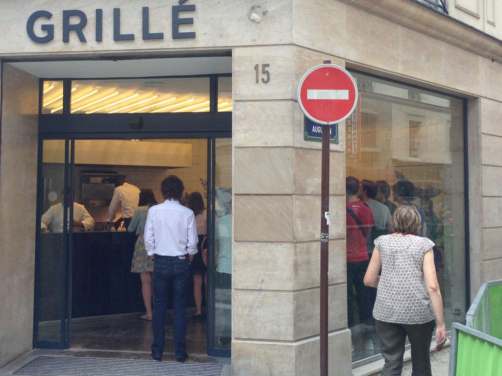Grillé, le kebab le plus snob de Paris