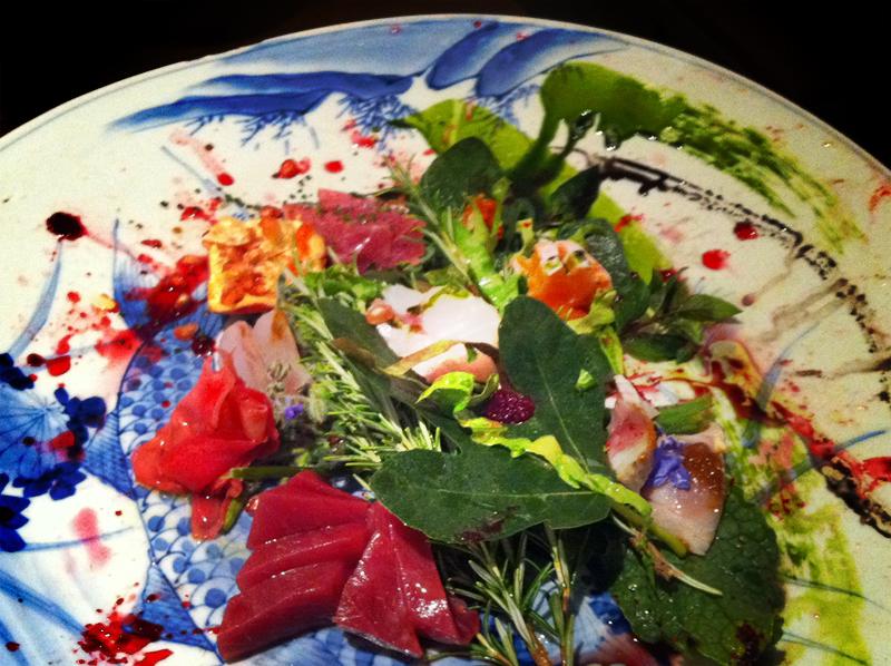 Kaiseki, restaurant japonais à Paris