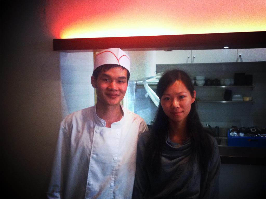 Yoshi, restaurant japonais à Paris