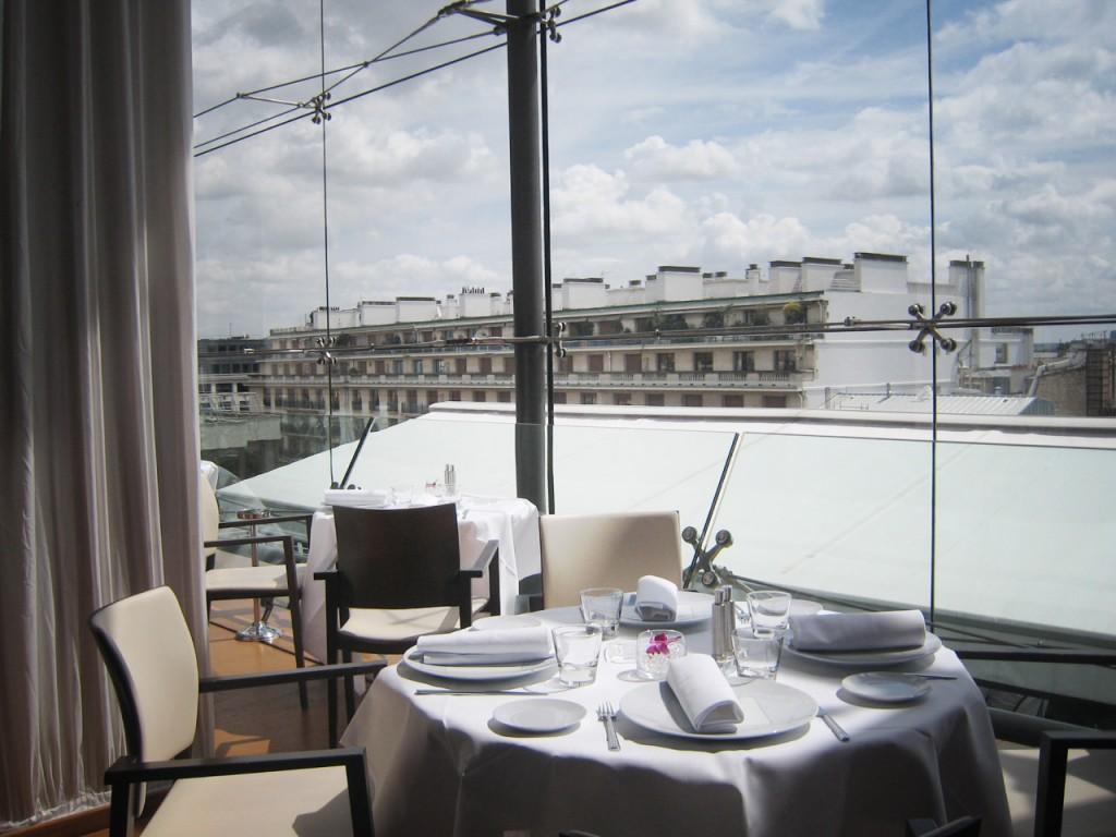 La Maison Blanche, restaurant à Paris