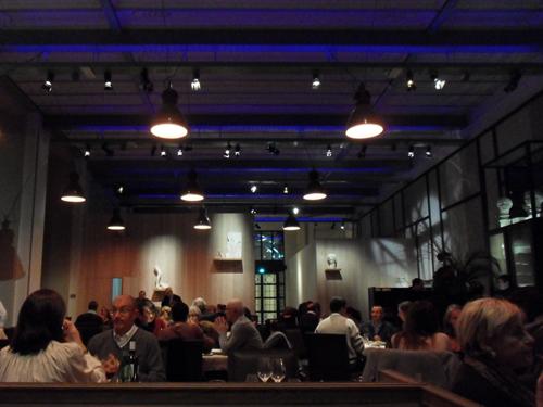 Restaurant le Mini Palais d'Eric Fréchon, Paris