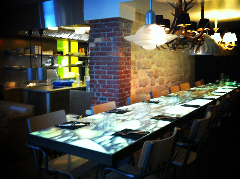 Racines (2), restaurant à Paris