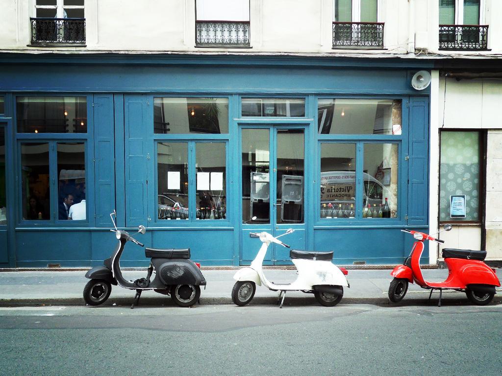Septime, restaurant à Paris