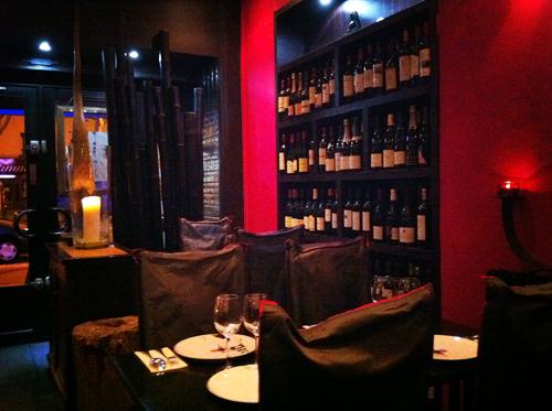 Spice and Wine, restaurant thai à Paris