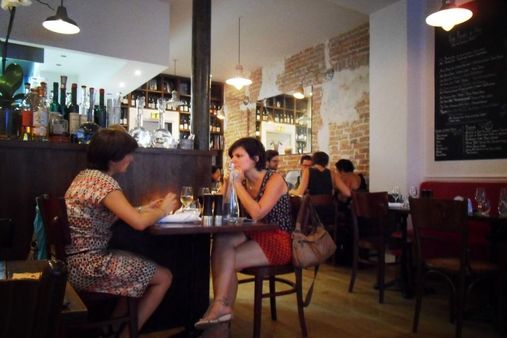Youpi et Voilà, restaurant à Paris – FERMÉ