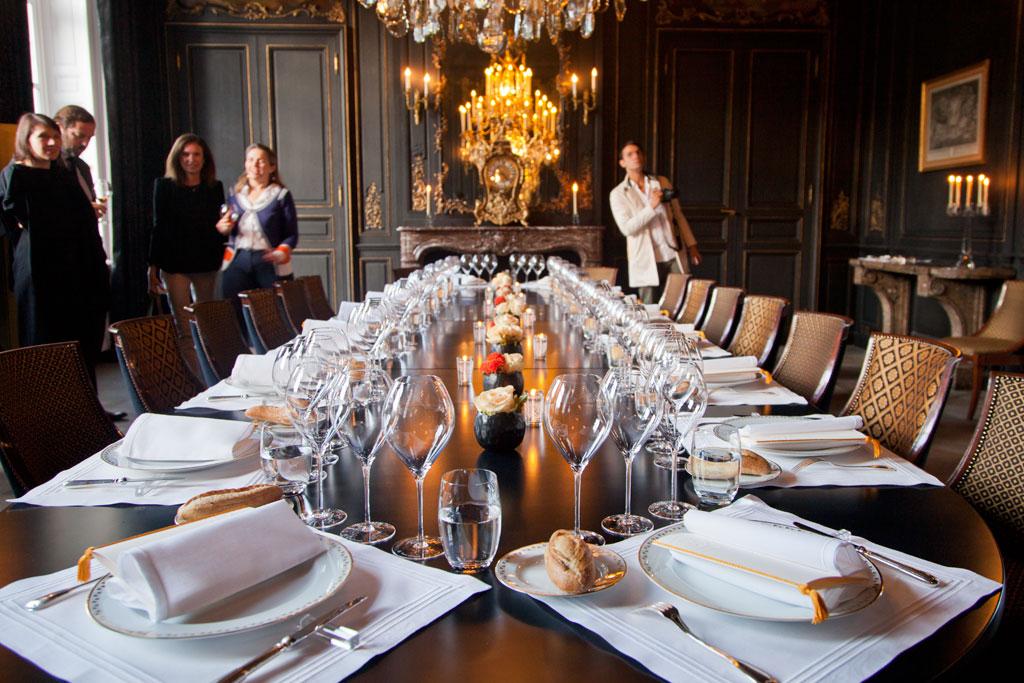 Hôtel du Marc, Veuve Clicquot