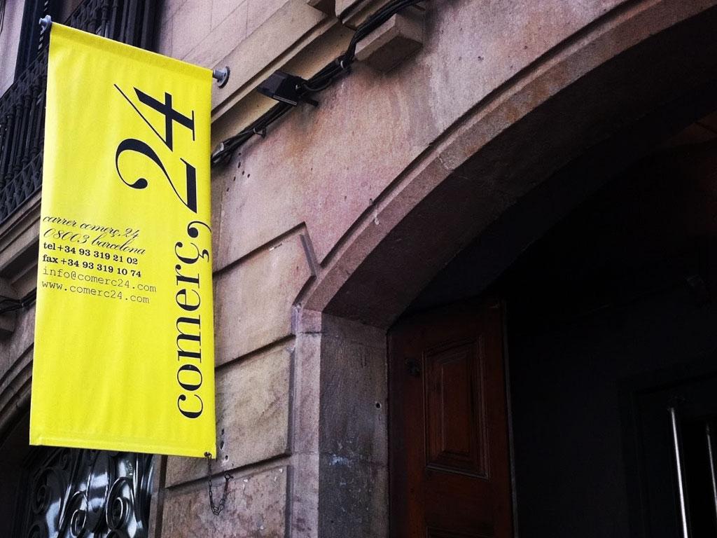 Comerç 24, Barcelone