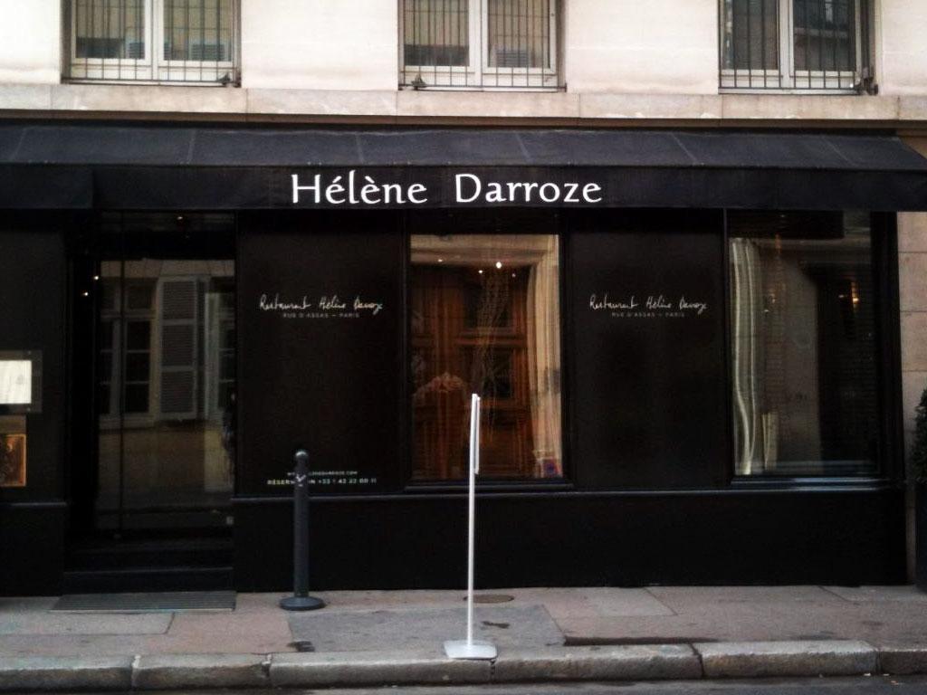Restaurant Hélène Darroze, Paris