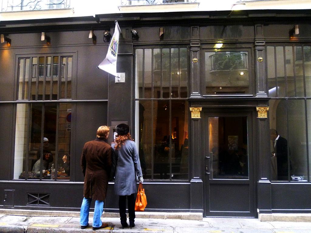 Restaurant Kitchen Gallery Paris kgb (kitchen galerie bis), restaurant à paris | orgyness