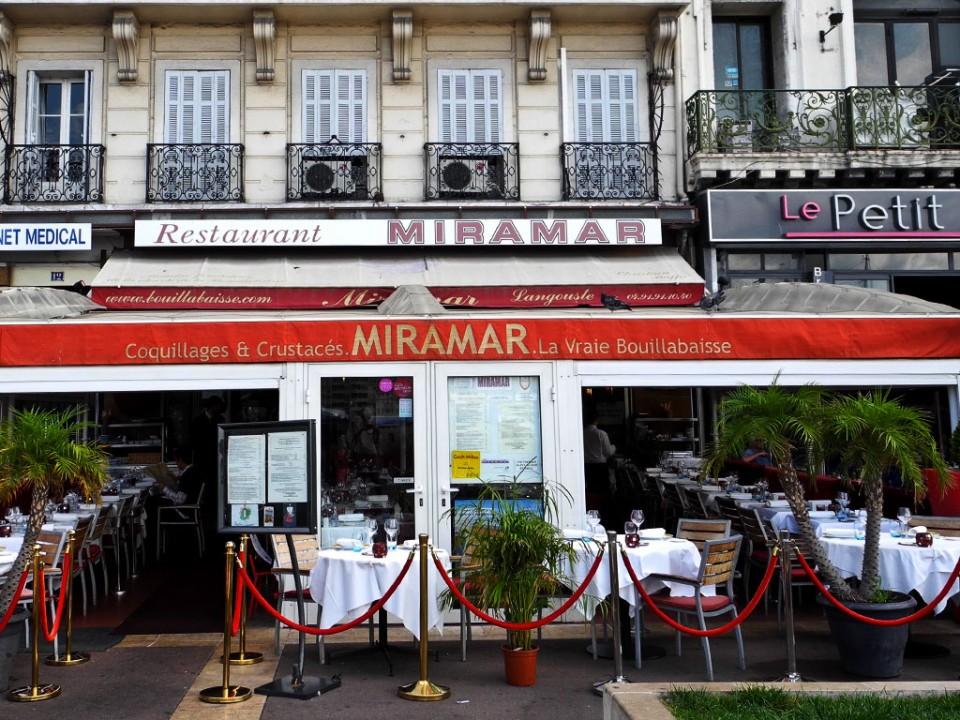 Miramar restaurant de bouillabaisse marseille orgyness - Restaurant poisson marseille vieux port ...