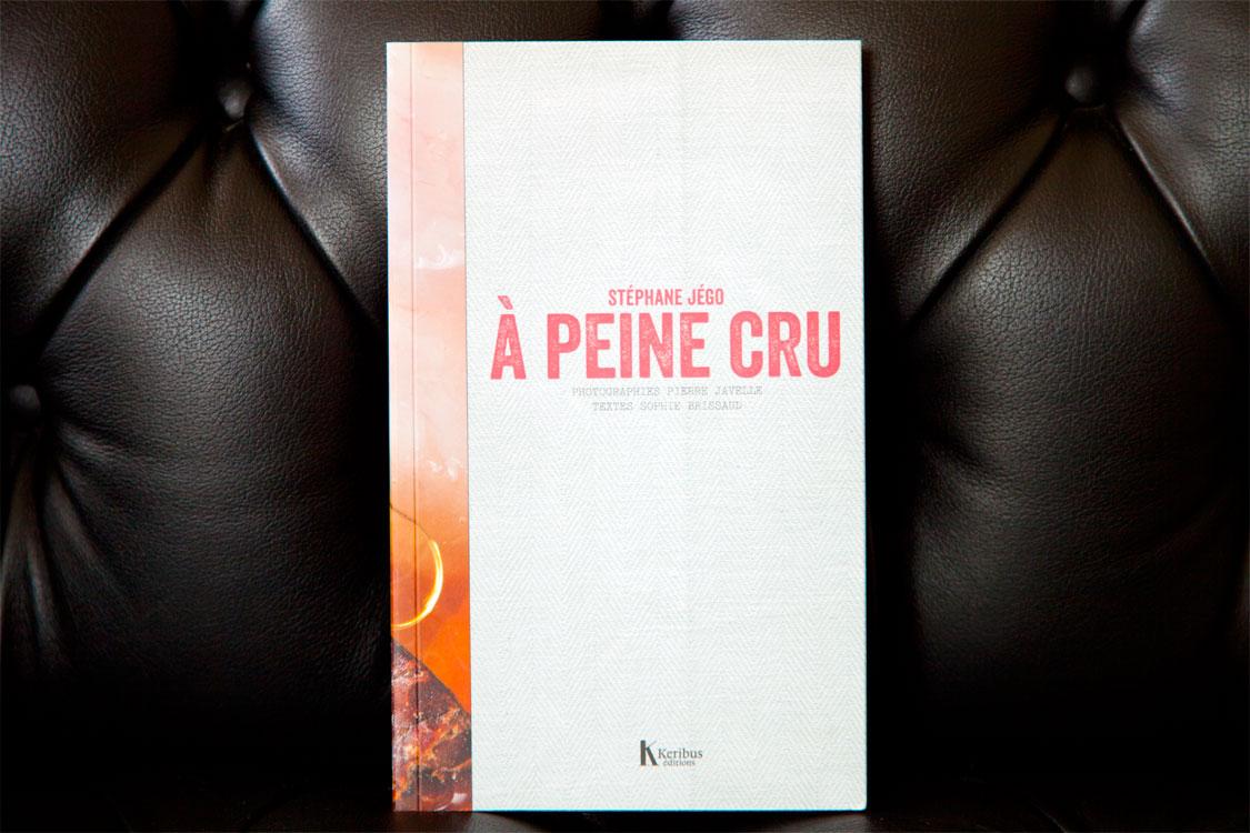 A Peine Cru de Stéphane Jego