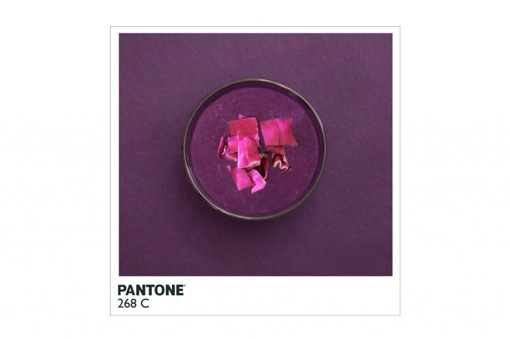 La cuisine Pantone d'Alison Anselot