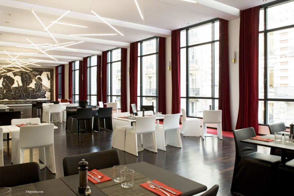 Café Salle Pleyel, Paris