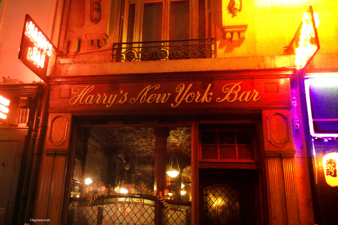 Harry's Bar, Paris
