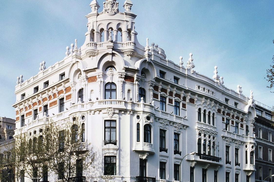 Hotel ac palacio del retiro madrid orgyness for Grand hotel de paris madrid
