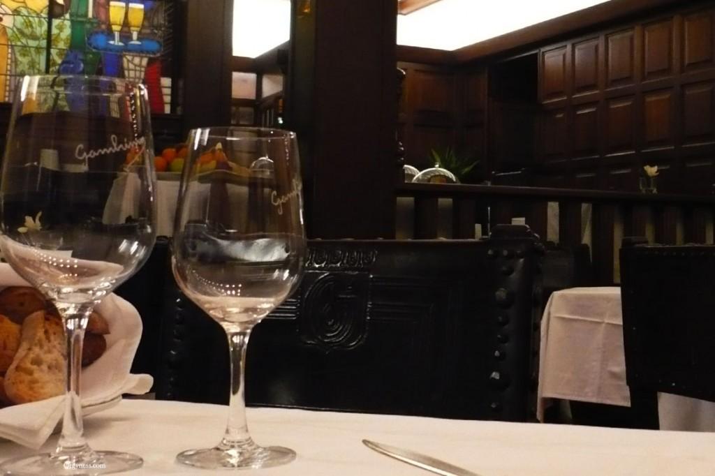 Restaurant Gambrinus, Lisbonne