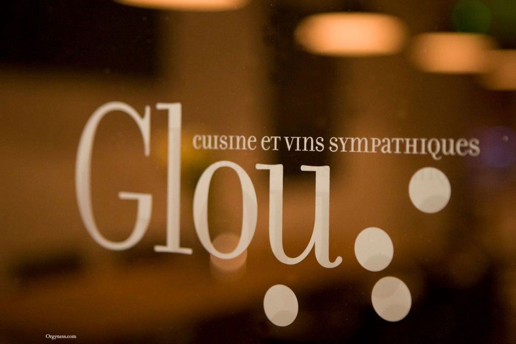 Restaurant Glou, Paris