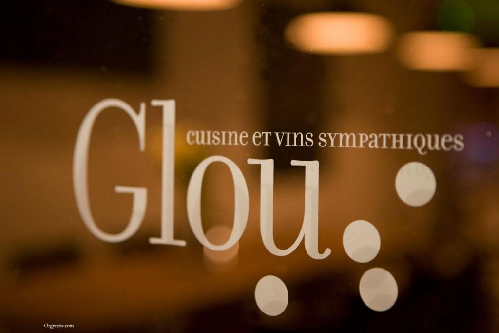 Restaurant Glou, Paris