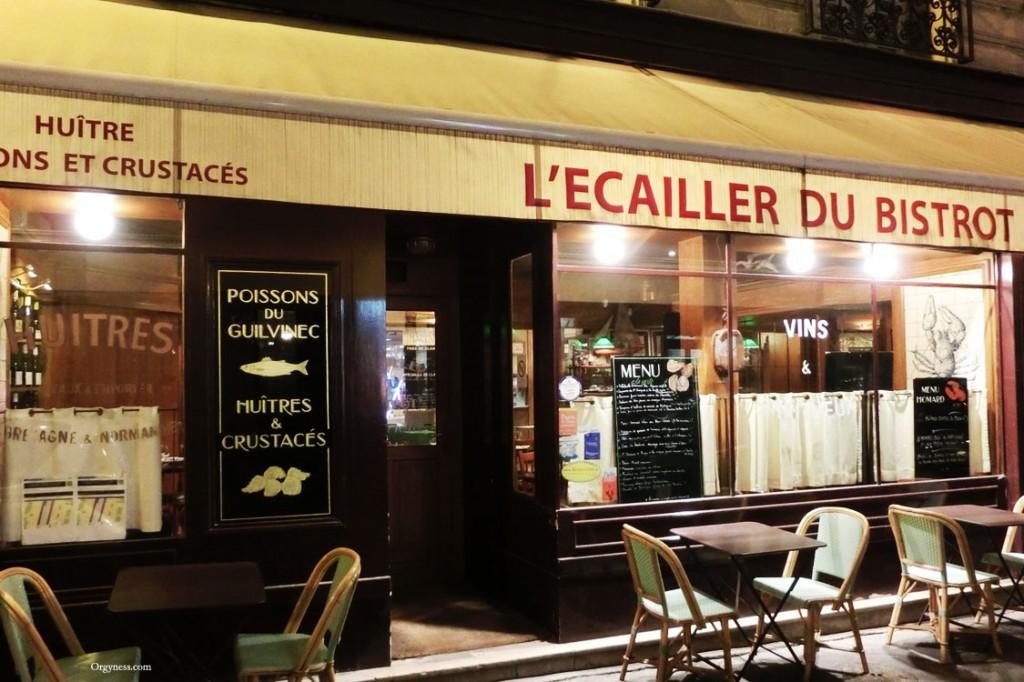 L'Ecailler du Bistrot, Paris