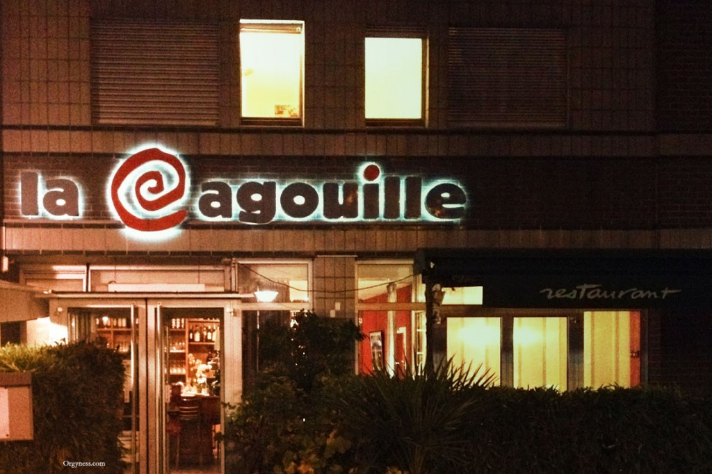 Restaurant la Cagouille, Paris