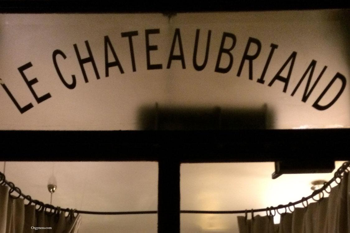 Le Chateaubriand, Paris