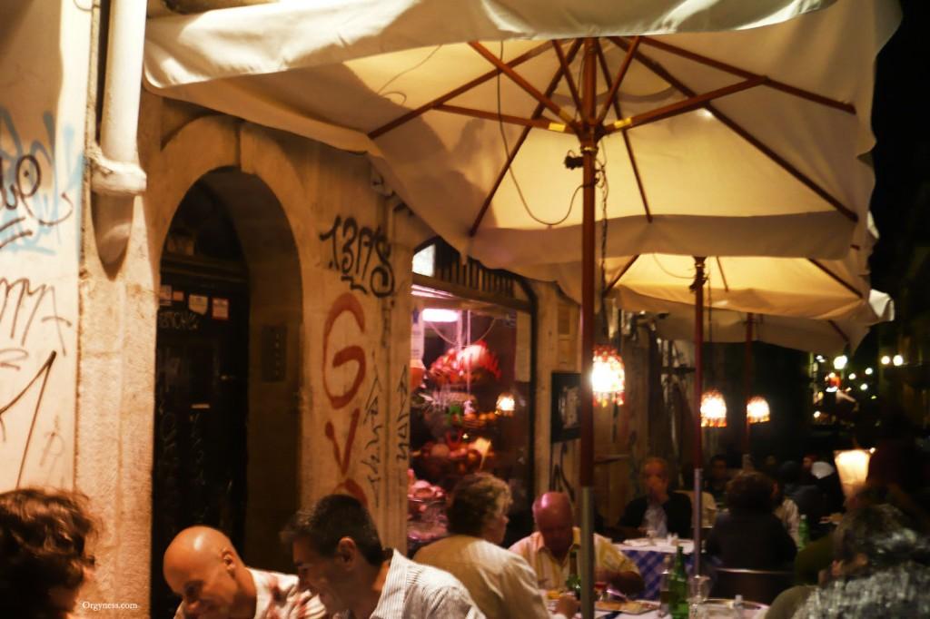 Restaurant Và e Volte, Lisbonne