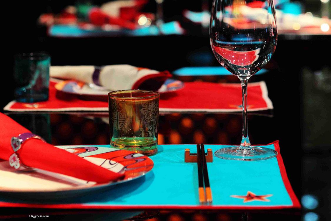 Brunch au Shanghai Tang Café… à Shanghai