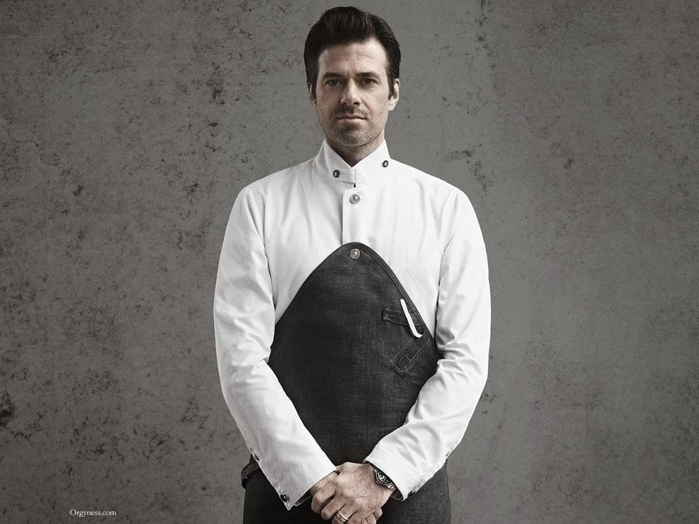 Sergio Herman, chef et styliste pour G-Star