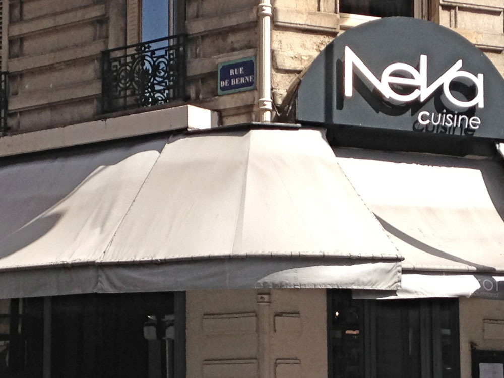 Restaurant Neva, Paris