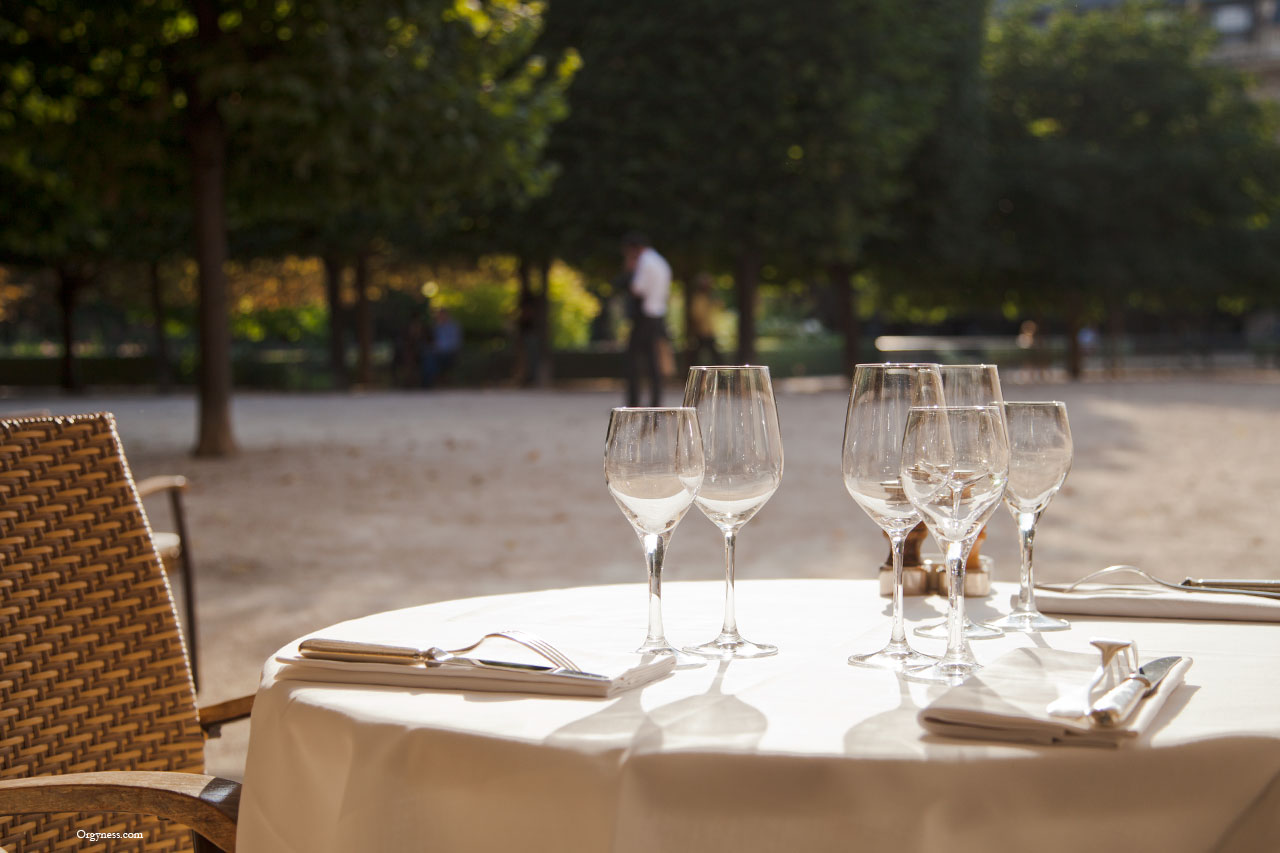 Restaurant du Palais Royal – Etablissement fermé