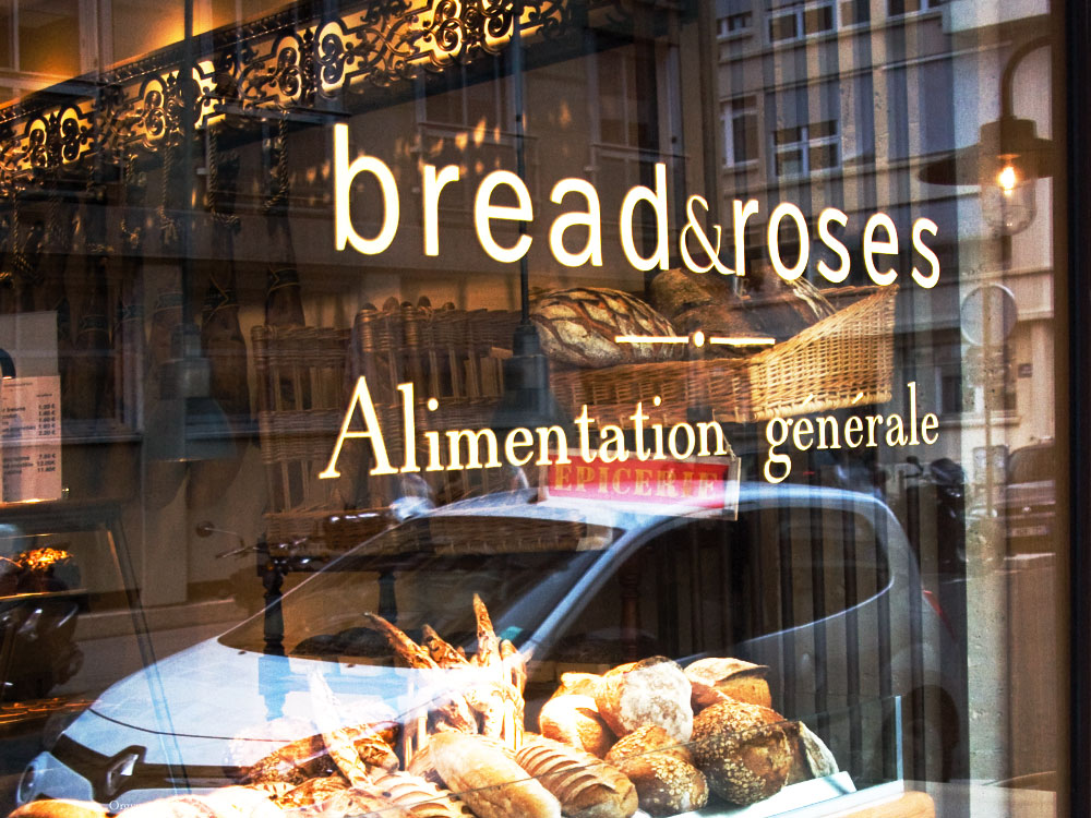 Bread & Roses a 10 ans