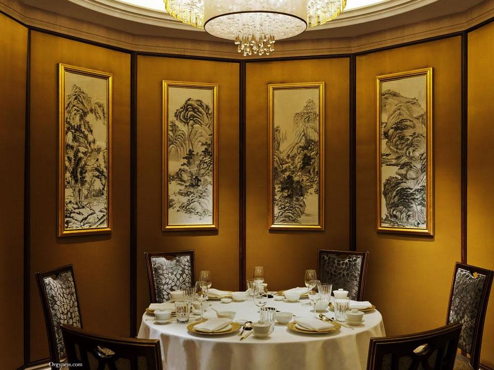 La Semaine Hongkongaise au Shang Palace, Paris
