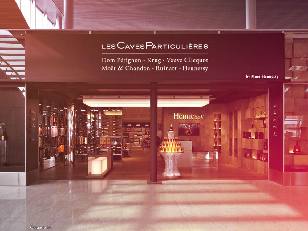 Les Caves Particulières de Moët Hennessy