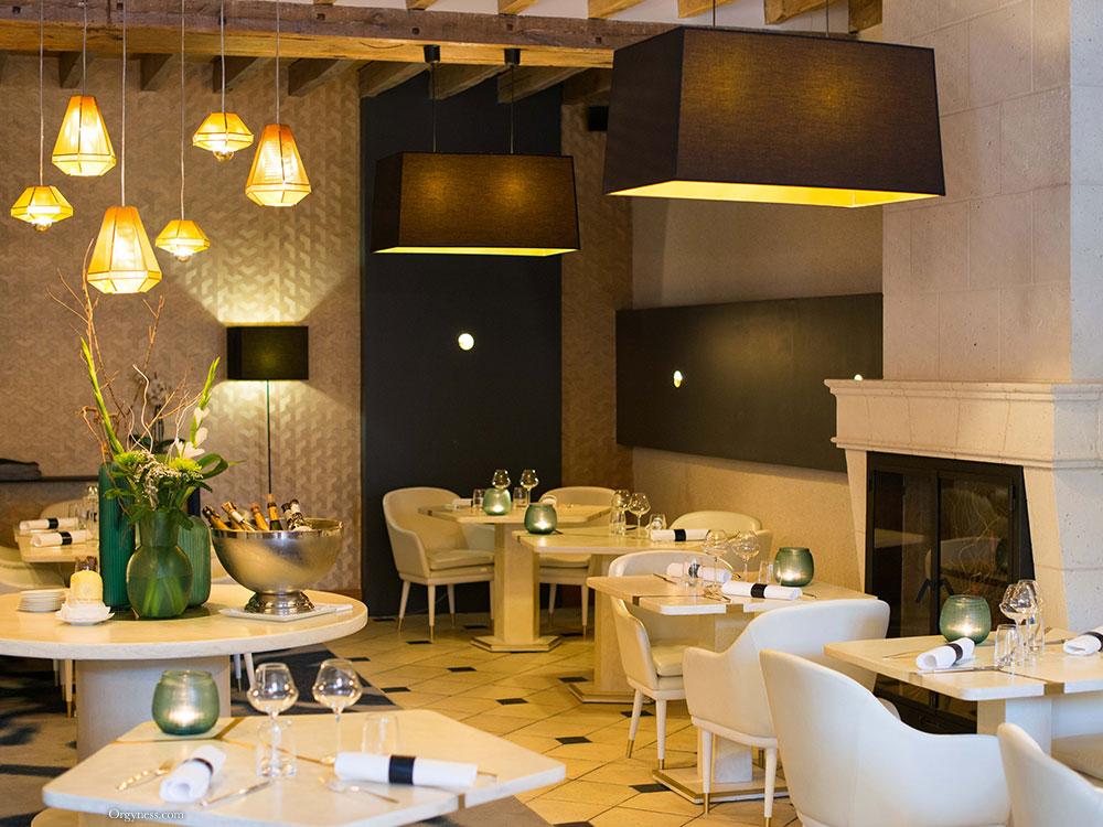 Restaurant La Maison d'à Côté, Montlivault