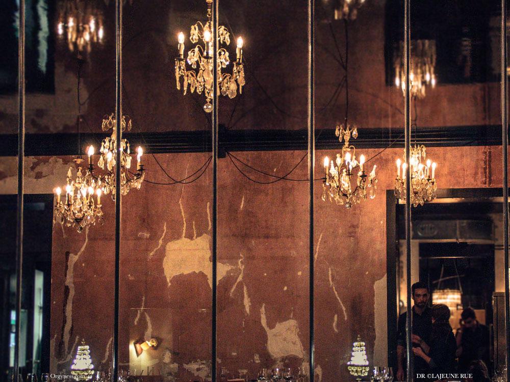 Restaurant Pan, La Jeune Rue, Paris – FERMÉ