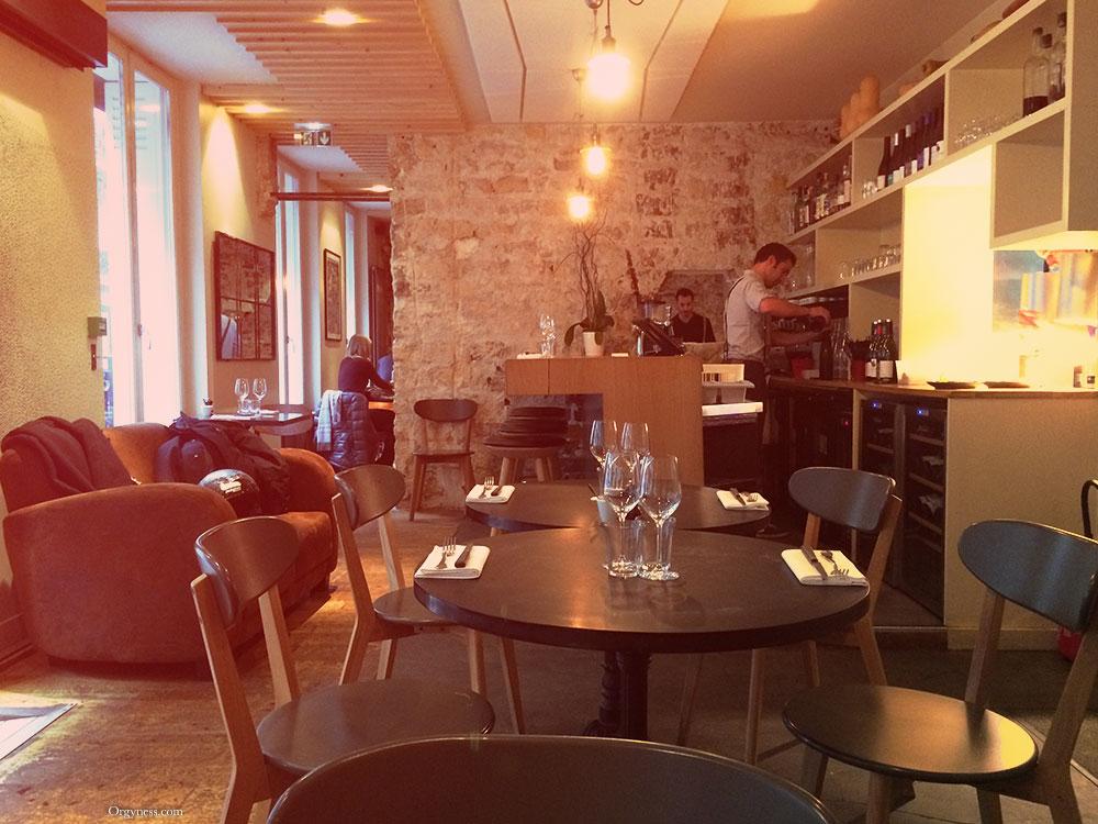 Restaurant Roca, Paris