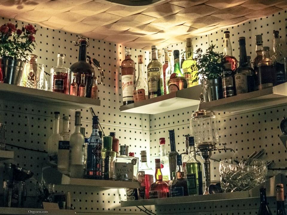 Le Syndicat Cocktail Club Paris Orgyness