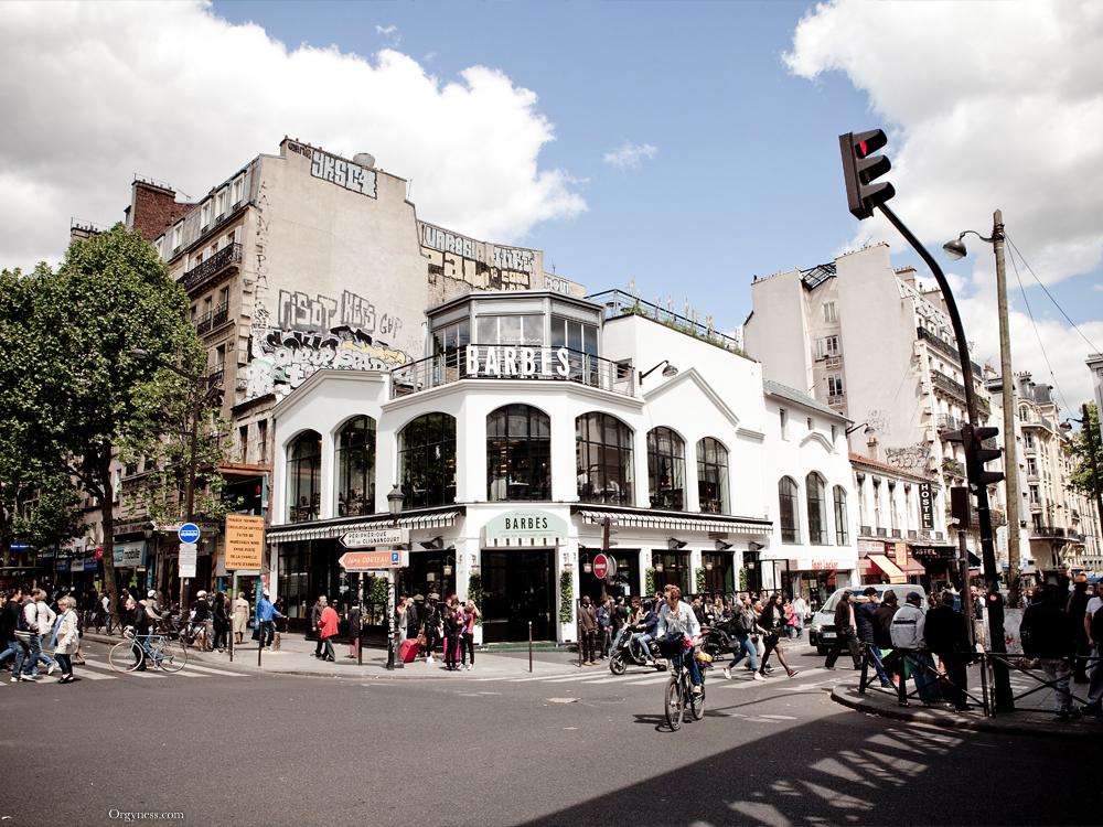 Brasserie Barbès, Paris