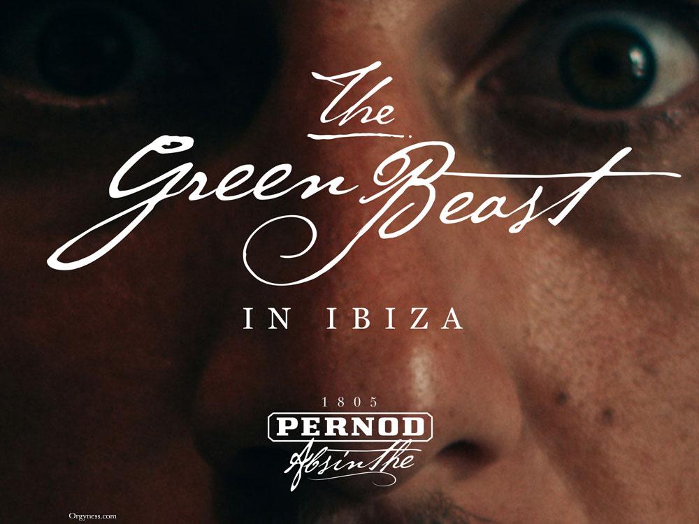 Le Green Beast au 1805