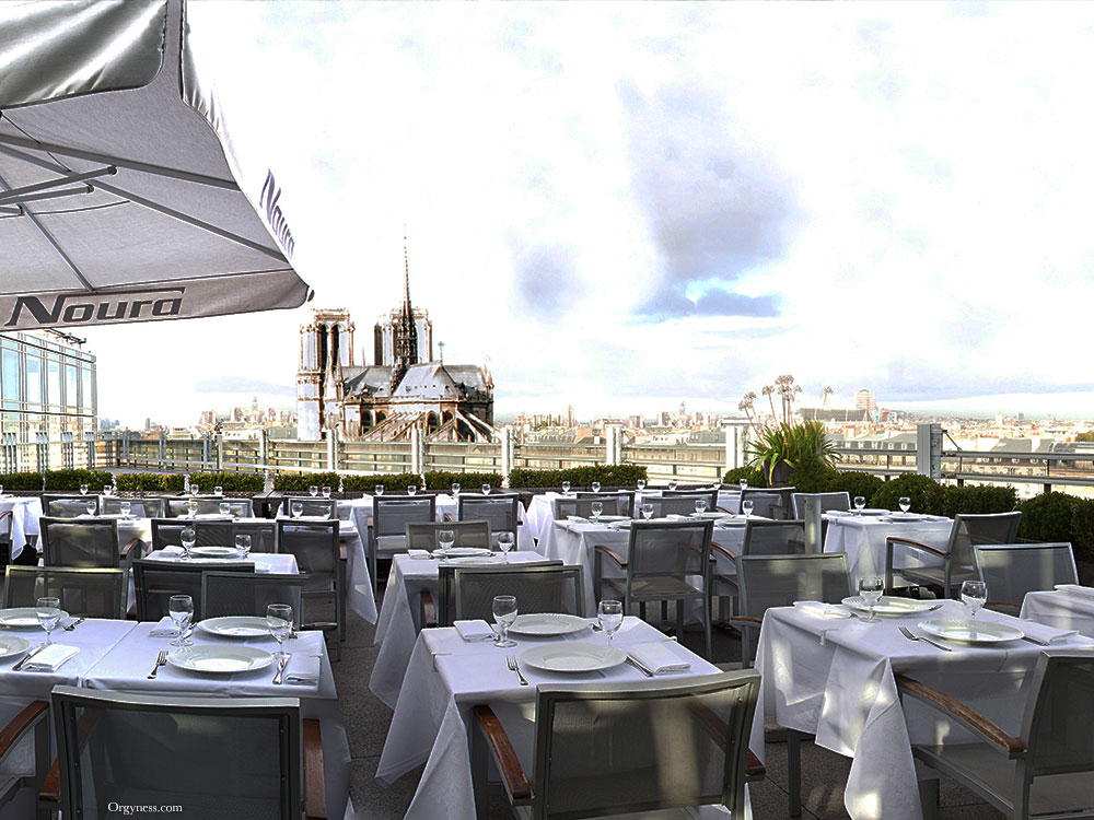 Restaurant Zyriab, Paris