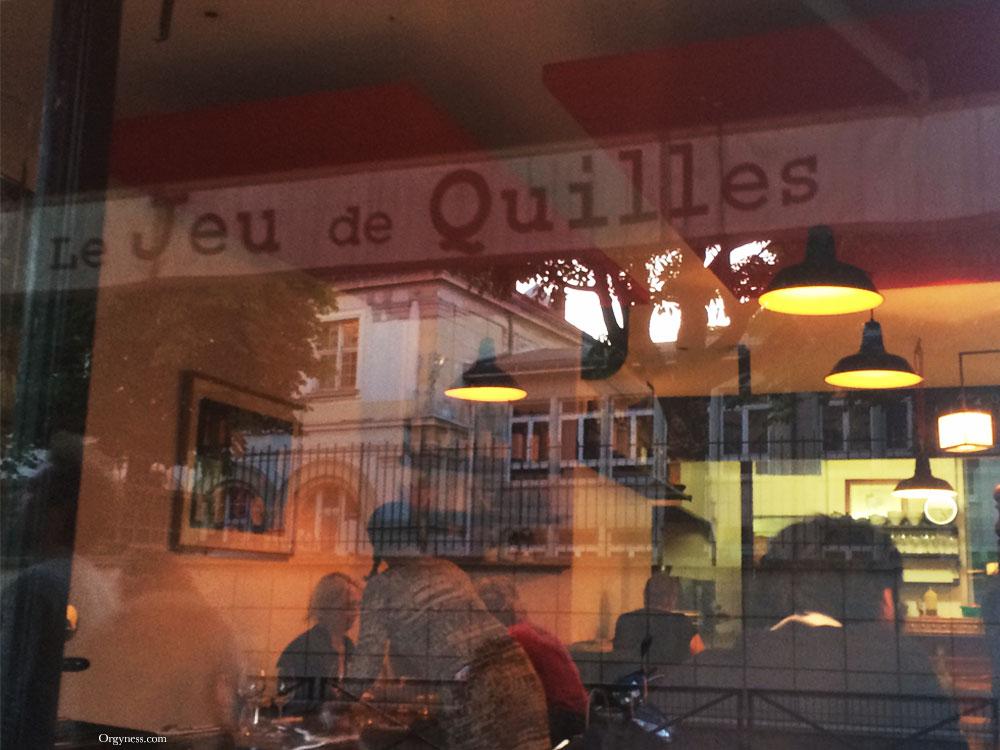 Le Jeu de Quilles, restaurant à Paris