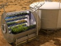 Veggie, la laitue de l'espace